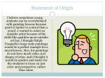 statement of origin13