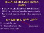 baz ln metabolismus bmr5