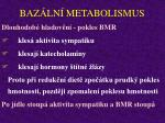 baz ln metabolismus