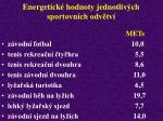 energetick hodnoty jednotliv ch sportovn ch odv tv47