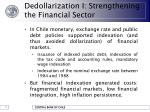 dedollarization i strengthening the financial sector12