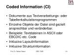 coded information ci180