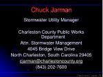 chuck jarman