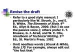 revise the draft23