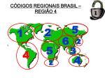 c digos regionais brasil regi o 4