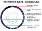 padr o cd original microservice