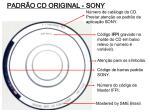 padr o cd original sony