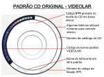 padr o cd original videolar