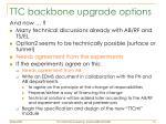 ttc backbone upgrade options14