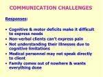 communication challenges30