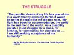 the struggle5