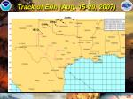 track of erin aug 15 20 2007