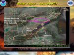 water vapor 09z 9 09 07