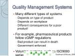 quality management systems13