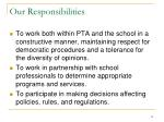 our responsibilities10