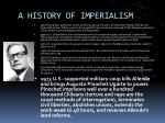 a history of imperialism5