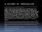 a history of imperialism6