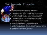 the economic situation