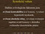 systolick volum7