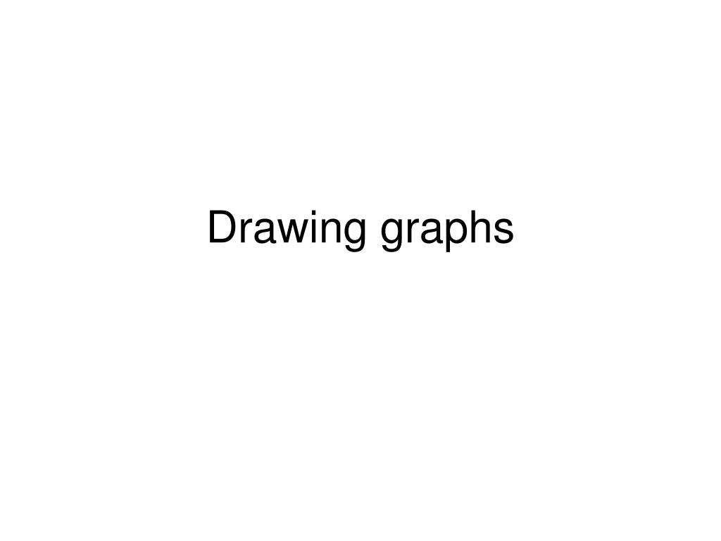 drawing graphs l.