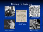 edison in pictures