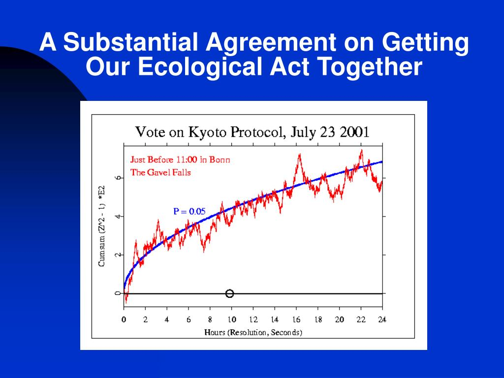 A Substantial Agreement on Getting Our Ecological Act Together