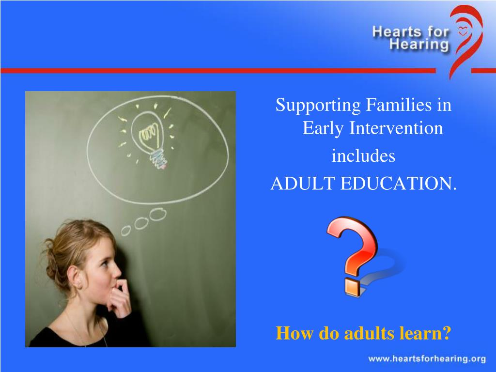 Supporting Families in Early Intervention