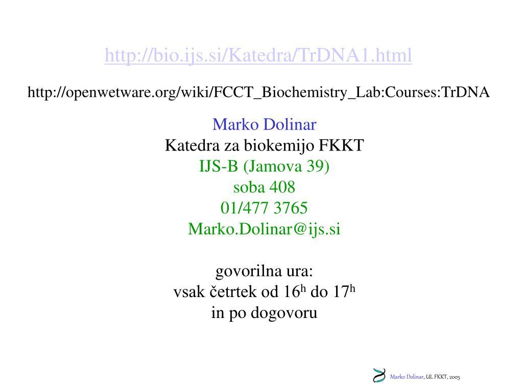http://bio.ijs.si/