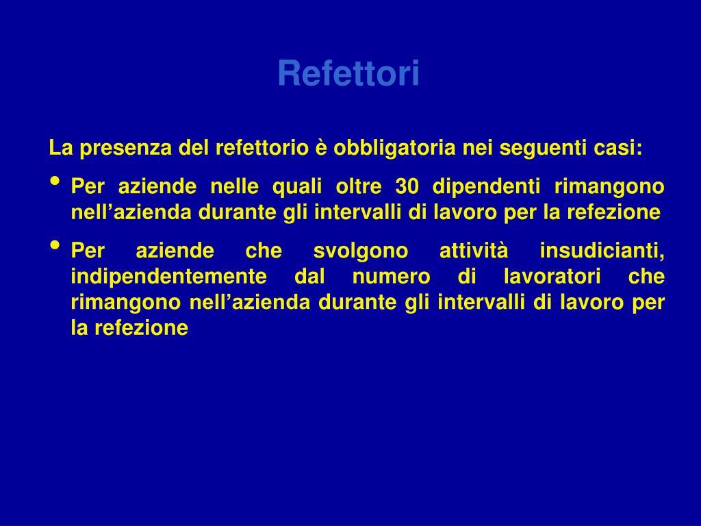 Refettori