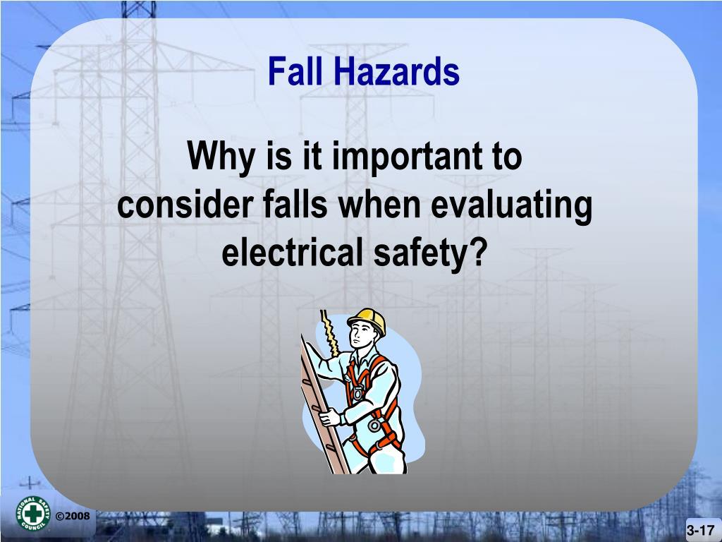 Fall Hazards