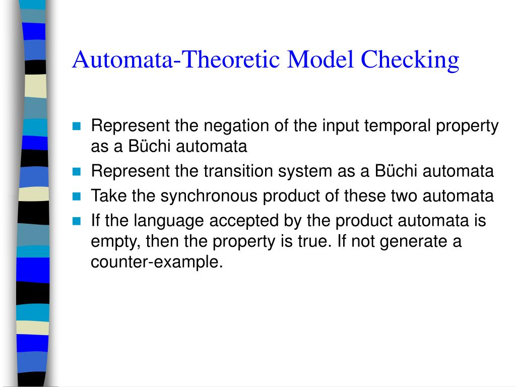 Automata-Theoretic Model Checking