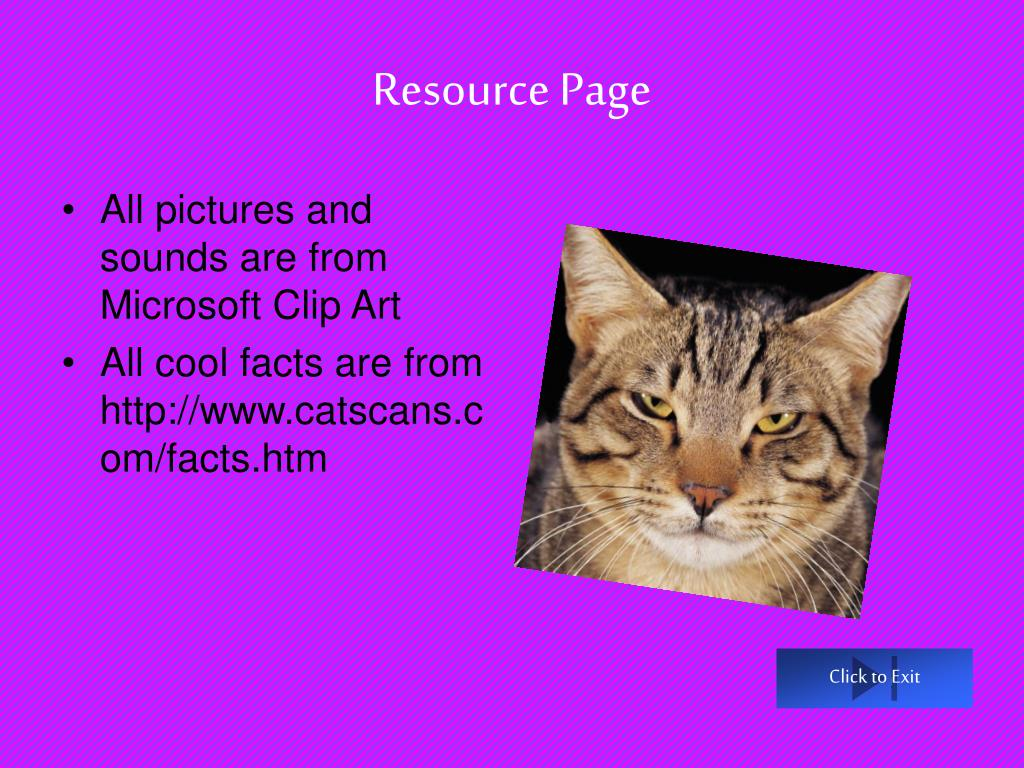 Resource Page