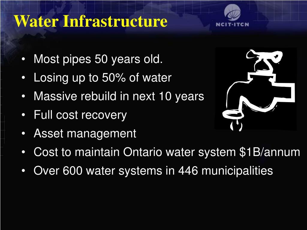 Water Infrastructure