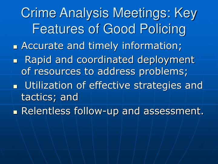 an analysis of the community policing policy Title = community policing in south korea: an analysis of organizational determinants, abstract = three major reforms have been introduced in south korea since 1945 the recent ongoing reform was the grand reform conducted from 1999.