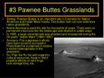 3 pawnee buttes grasslands