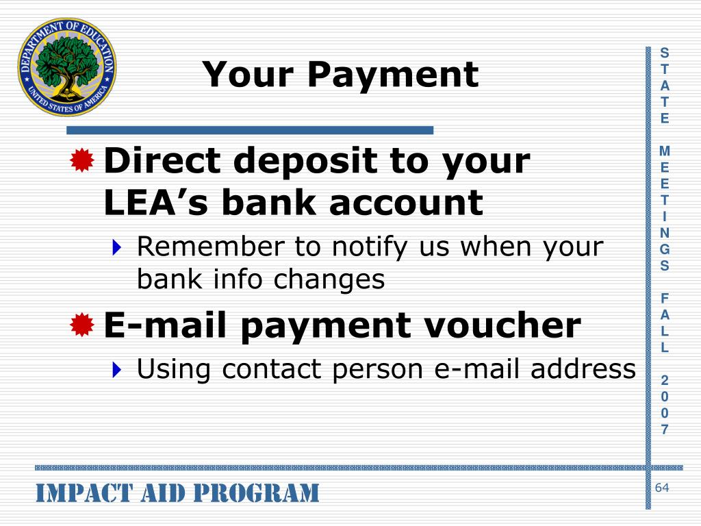 Your Payment