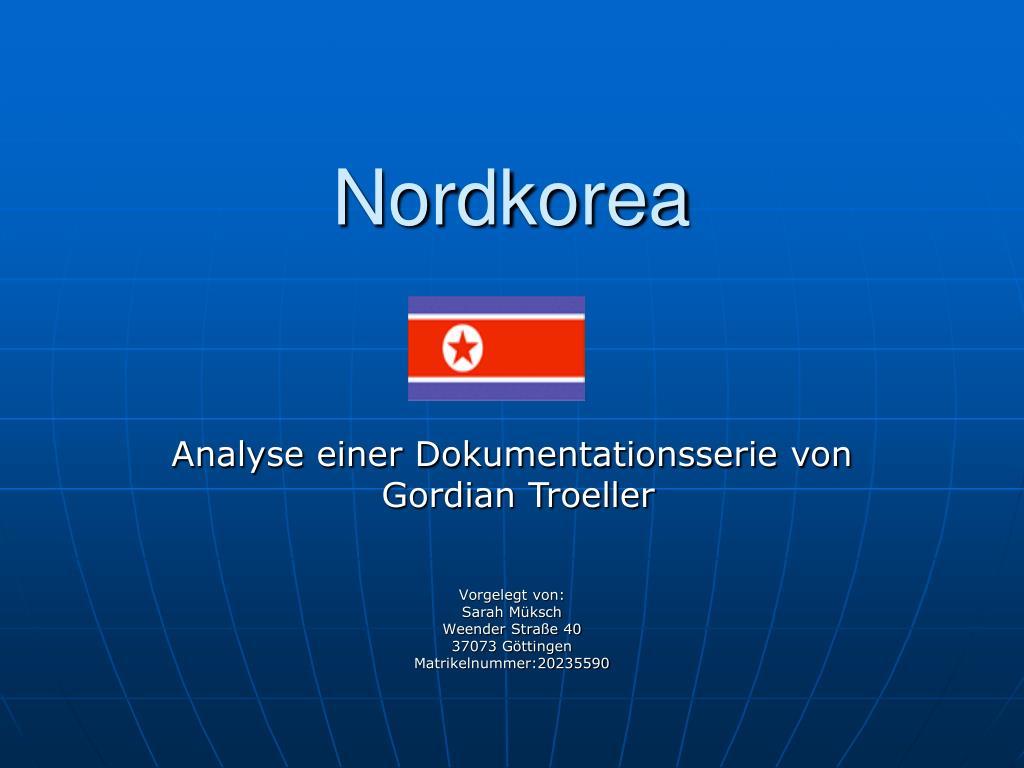 nordkorea l.