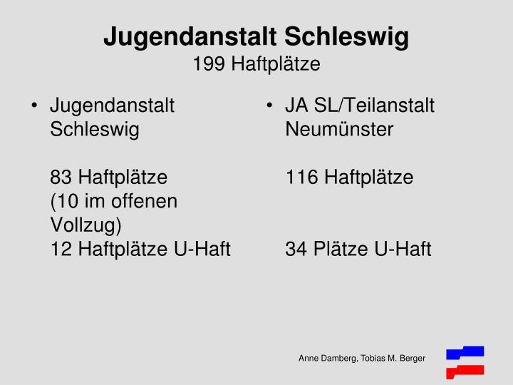 Jugendanstalt schleswig 199 haftpl tze