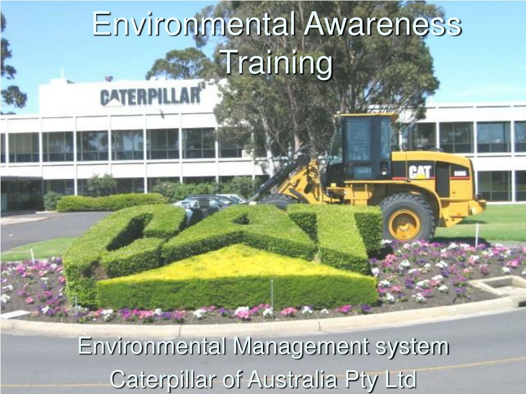 environmental awareness training l.