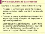 private solutions to externalities12
