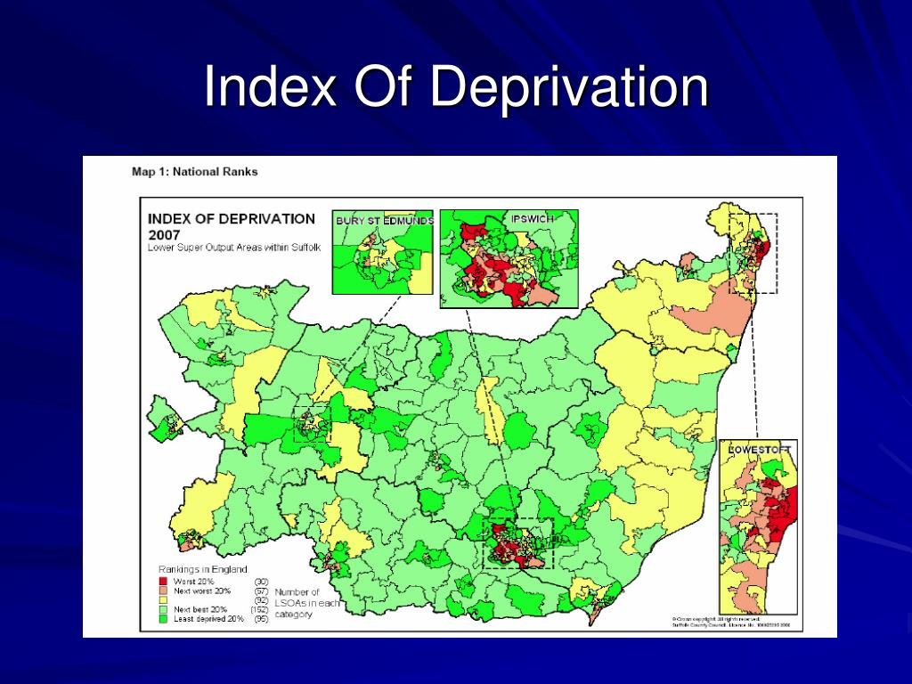 Index Of Deprivation