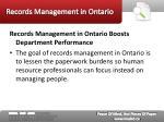 records management in ontario8