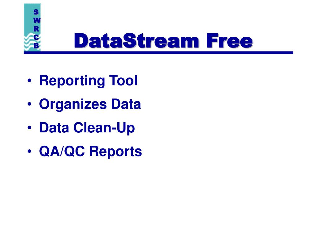 DataStream Free