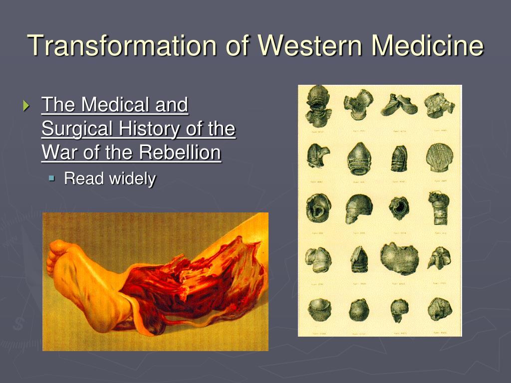 Transformation of Western Medicine