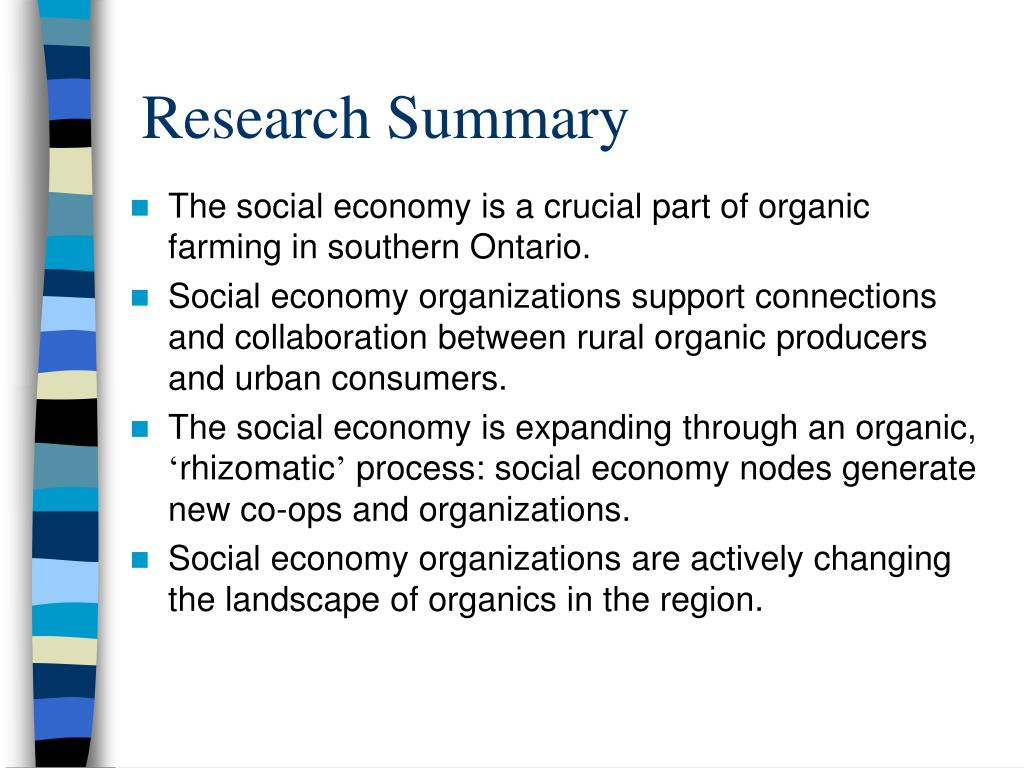 Research Summary