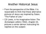 another historical jesus25