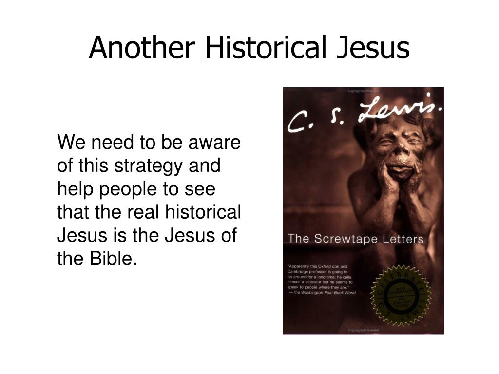Another Historical Jesus