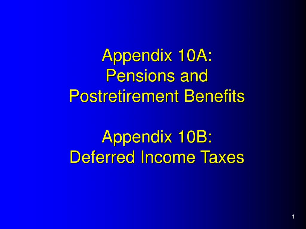 pensions and other postretirement benefits essay Other postretirement benefits accounting for oprbs is covered in sfas no 106, employers accounting for postretirement benefits other than pensions much like pension plans, oprbs promise future benefits for current service, so they are accounted for in a similar fashion.