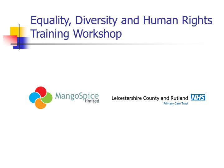 inclusion equality and diversity in learners Unit 332 promote equality, diversity and inclusion in the workplace learners will have developed an individuals are treated and equality, diversity and.