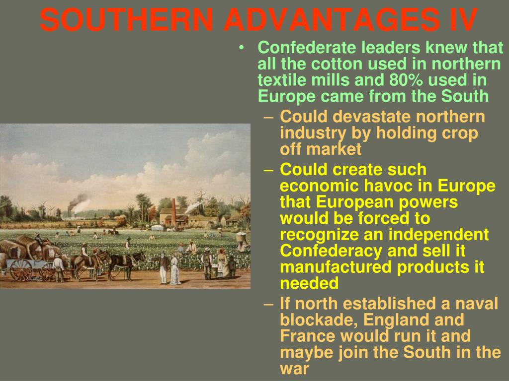 SOUTHERN ADVANTAGES IV
